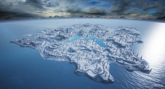 而这雪地地图就有荒野行动的影子,那么我们来细数荒野给小米带来的